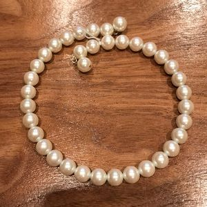 NWOT Pearl Necklace